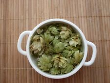 Hops flowers herb - Humulus lupulus 1oz (30gram) Organic wild high potency 2017!
