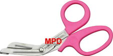 New 725 Emt Shears Utility Scissors Medical First Aid Amp Emergency Pink