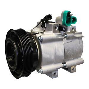 For Hyundai Sonata Kia Optima V6 A/C Compressor and Clutch Denso 471-6010