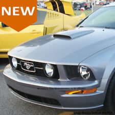 05 14 Ford Mustang Front Center Hood Painted Scoop Vent Hp Hi Performance White Fits Mustang