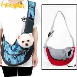 Portable Pet Bag Carrier Carry Cat Dog Puppy Shoulder Backpack Travel S/L
