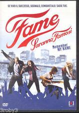 FAME  SARANNO FAMOSI REMEMBER MY NAME DVD NUOVO