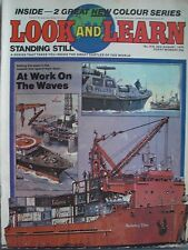 Vintage Look and Learn magazine 25 August 1979