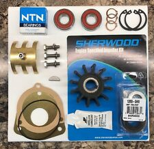 Sherwood 23977 Major Repair Kit 10615 Impeller G5 G7 G7B G45-1 G46 G50 G55-2 K90