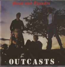 The Outcasts - Blood And Thunder (CD) NEW/SEALED