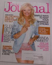 Ladies' Home Journal Magazine Miranda Lambert July/August 2014 102914R1