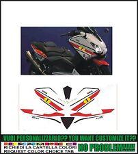 kit adesivi stickers compatibili tmax 2012 2014  530 agostini