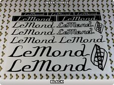 LEMOND Stickers Decals  Bicycles Bikes Cycles Frames Fork Mountain MTB BMX 55O