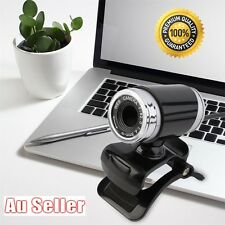New USB 50MP HD Webcam Web Cam Camera for Computer PC Laptop Desktop Aus