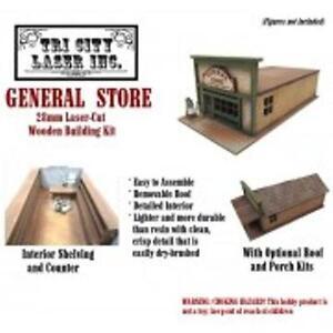 28mm General Store - TriCityLaserInc - SENT FIRST CLASS