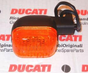 1990's most every Ducati 25mm stem Made In Italy R/F-L/R TURN SIGNAL S31900652