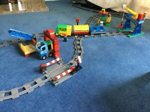 Lego Duplo 5609 Deluxe Train Set Complete vgc.