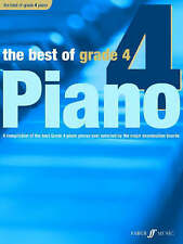 The Best of Grade 4 (Piano), Very Good Condition Book, , ISBN 9780571527748