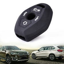 Silicone Skin Cover Remote Key Case Shell Fit BMW E81 E46 E38 X3 X5 Z3 Z4 Top