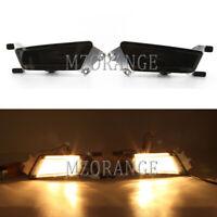 Left Right Side Rear Bumper Light Fog Lamp For Range Rover Evoque 2011-18 Smoke