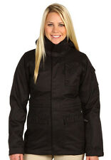 Women's North Face Black Seeya Triclimate Jacket L New $300