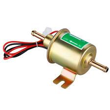 12V Universale Pompa Carburante Benzina Gasolio Elettrica PRESSIONE BASSA HEP02A