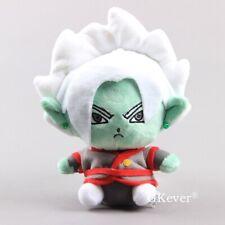 "Anime Dragon Ball Z Super Zamasu Plush Toy Stuffed Doll Son Goku 8"" Figure DBZ"