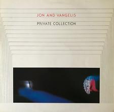 Jon And Vangelis-Colección privada (LP) (en muy buena condición +/en muy buena condición)