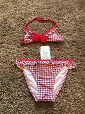 2-3-4-6    Girl Halter Neck Ruffle Bikini NWT MAYORAL  Sizes