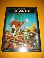 Warhammer 40k - Codex T'au Empire - Sternenreich der Tau