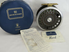 HARDY MARQUIS SALMON NO3 REEL   PLUS ,HARDY CASE  AND HARDY LINE