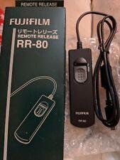 Fujifilm Remote Release RR-80 New  FinePix