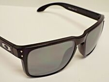 Authentic Oakley OO9244-02 Holbrook Asia Fit Polished Black Irdm Pol Sunglasses