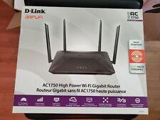 D-LINK AC1750 MU-MIMO Wi-Fi Gigabit Router DIR-867