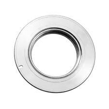 Leica 39mm Lens to Canon EOS Adapter Ring 7D 5D II 2 3 760D 750D 700D 650D 1200D