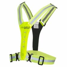 Gato Safer Sport LED Reflective Safety Cycling Running Vest
