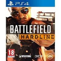 Battlefield: Hardline (Sony PlayStation 4, 2015)