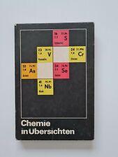 Chemie in Übersichten, Volk und Wissen Verlag Berlin 1980, DDR