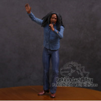 Bob Marley Music Legends Jamaica Singer & Microphone PVC Action Figure Collectib