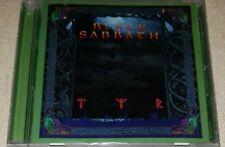 BLACK SABBATH - Tyr (1990)  (RARE CD ) sealed&new