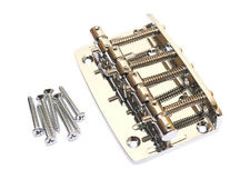 Gotoh Bass Guitar Bridge • 203B-4 • Nickel