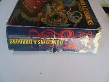 """""""DUNGEONS AND DRAGONS"""" Computer Labyrinth Mattel Electronics"""