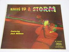 Jack Millman Blowing up a Storm LP Era Records EL 20005 Deep Groove Red Wax