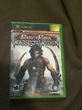 Original Microsoft XBox Video Game Prince of Persia Warrior Within Rated M