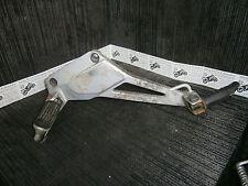 HONDA CB500 V 1997 hanger LHS heel plate & pegs