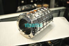 "JDM Garson DAD VIP MUFFLER Exhaust Tip type QUADRA Stainless Aluminum 2"""