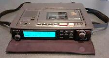 Portable Recorder DAT SONY TCD-D10 Pro II. Lecteur enregistreur DAT SONY