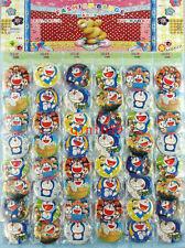 48pcs/Sheet Doraemon Badge,Kid Gifts,Cartoon Round Brooch Button Pin--45MM