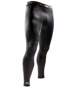 McDavid Mens Compression Tights (Black/Gray -X Large)