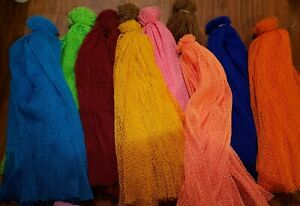 "African Exfoliating Net|African Sponge|Dead-skin Removal 18""-80""+"