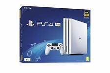 🌟 PS4 / Sony PlayStation 4 Pro 1TB Weiß Konsole Weiss CUH-7116B Neu & OVP 🌟