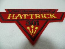 Vintage Hat Trick English Mark Darts 301