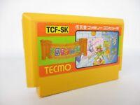 Famicom SOLOMON'S KEY Solomons Cartridge Only NINTENDO fc