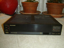 RCA MSP400, Surround Processor, Dolby Surround, Vintage Unit, As Is