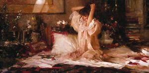 Richard Schmid MORNING SONG art print Nancy Guzik